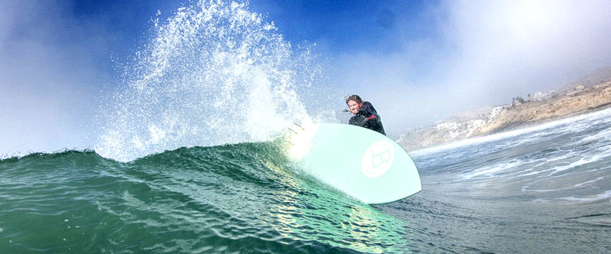 Ecommerce for BOGA Stand Up Paddle in San Clemente