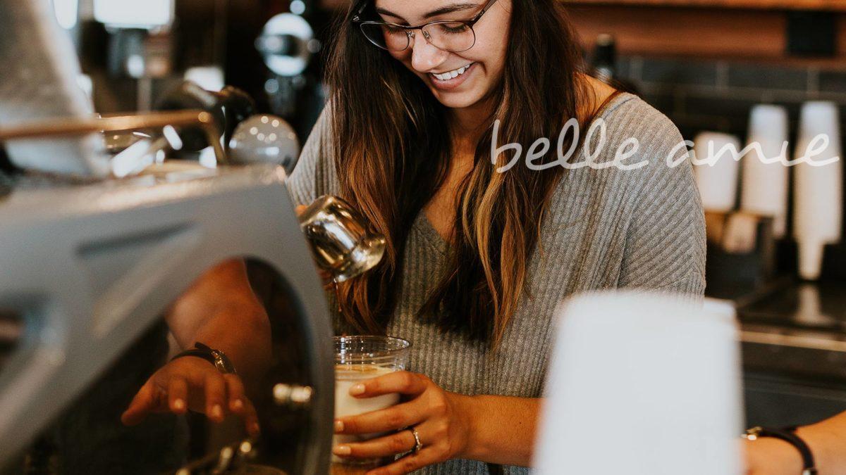 Design for Tripadvisor's 'Best Coffee in Earlsfield' – Belle Amie
