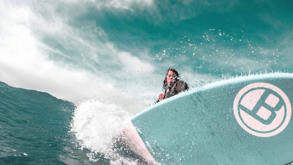 BOGA Paddle & Surf  Catalogue Design
