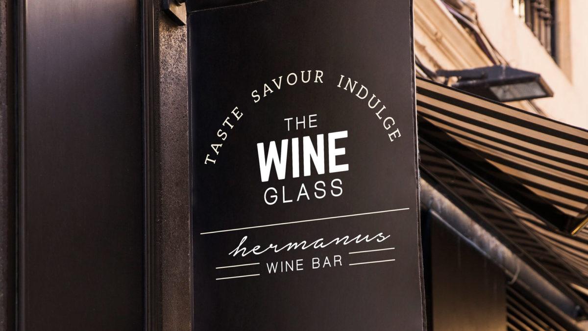 Branding, Website Design For A Wine Bar In Hermanus