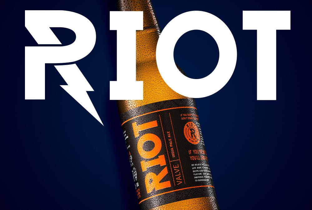 Cape Town's Loudest Beer – Web & Print Design