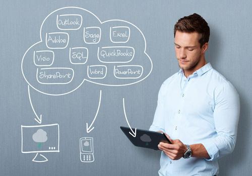 Social Media Content for UK Cloud Services Company