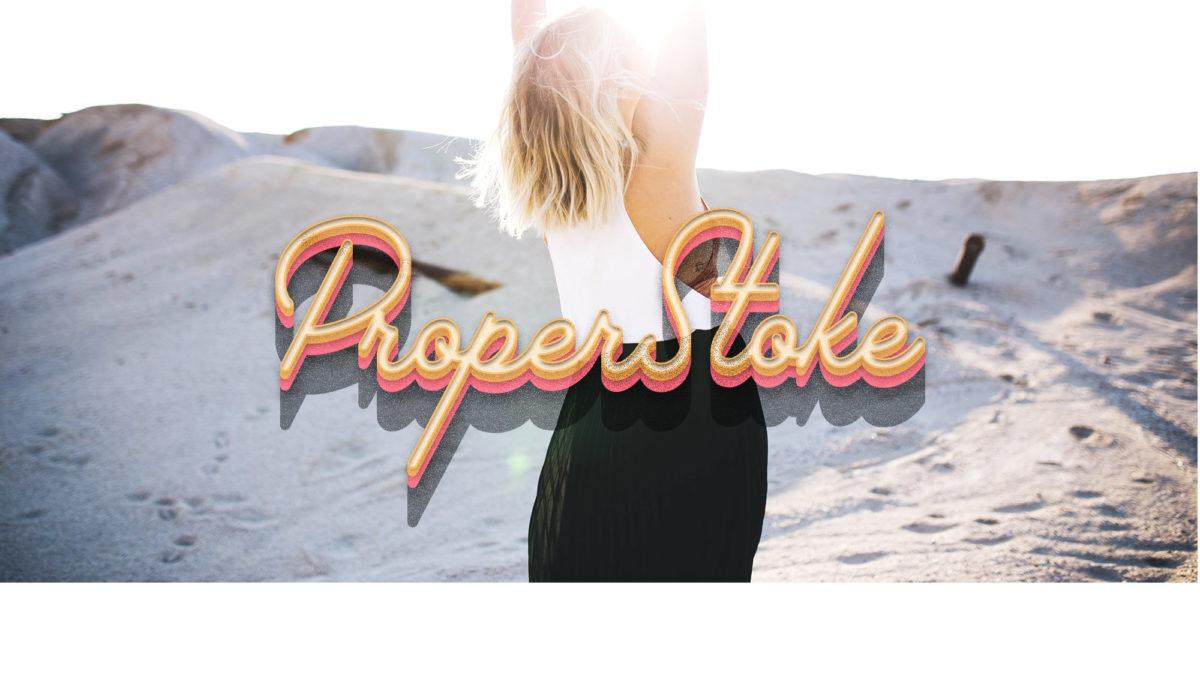 Proper Stoke from UK's surf capital