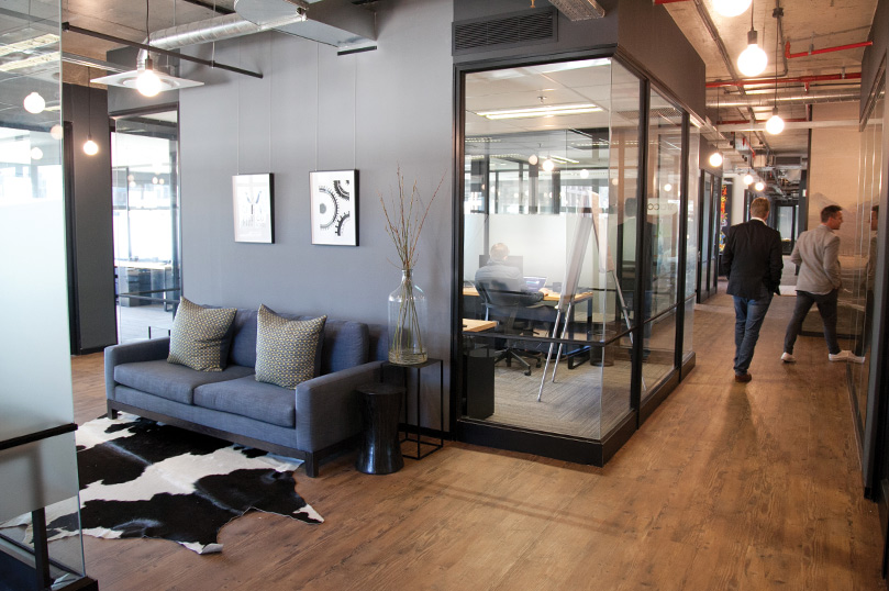 Professional Location Photography for DataViz Firm in London & Cape Town